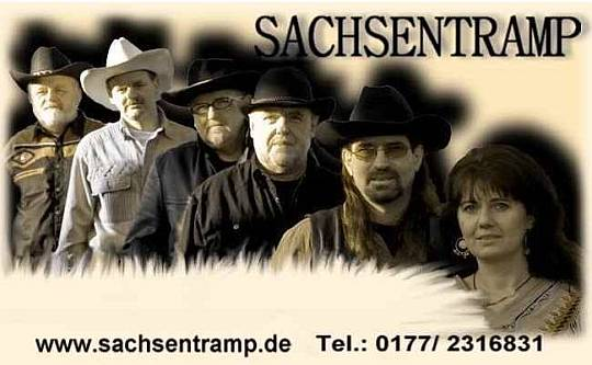 Sachsentramp Countrymusic