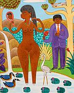 "Haiti - Vernissage ""Haïti Art Naïf"""